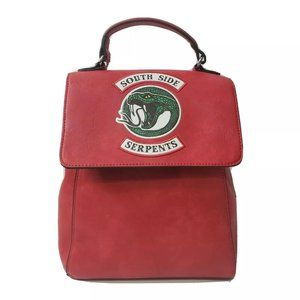 New Riverdale Soutside Serpents Flap Mini Backpack